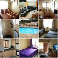 Cost Holiday Cottage - R650 per night - South Coast Winter Special