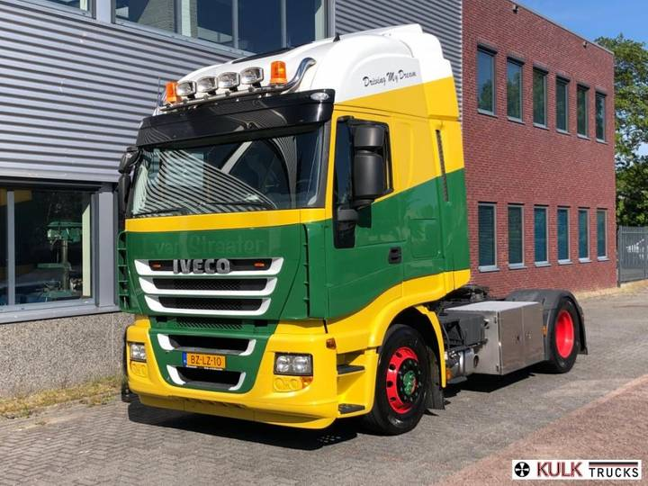 Iveco Stralis 420 Active Space / CONCOURSTAAT NL TRUCK - 2011