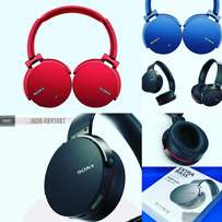 SONY Bluetooth Wireless Headphones MDRXB950BT