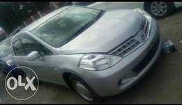 New arrival:Nissan Tiida for hire purchase 300k,15months.