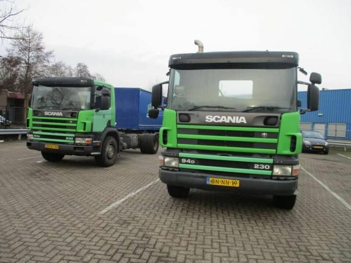 Scania 94 DB 4X2 NA 230 RHD - 2003 - image 7