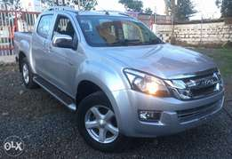 ISUZU Dmax New Shape