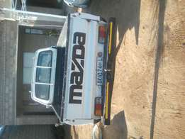 Im selling Mazda with fullserviced good conditions one kick starter