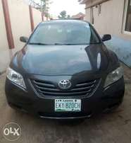 2009 Toyota Camry first body