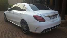 Mercedes C250 Amg Styling