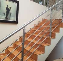 Stainless Steel Balustrades and Fabrications