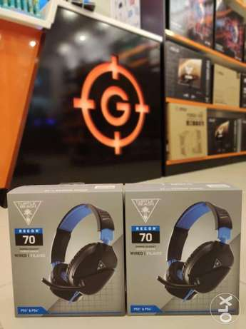 TB Recon 70 wired Gaming headset