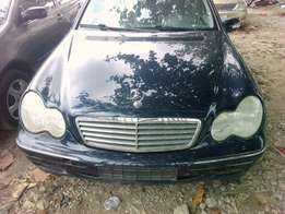 Toks Mercedes Benz C200 Blue 2004
