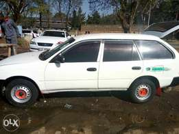 Toyota 103 manual Nakuru (very clean)