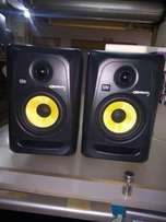 krk rokit 5 studio speakers