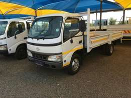 TOYOTA DYNA 6-105 3.5 Ton for sale