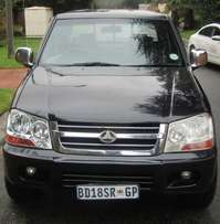 2011 cam rhino double cab bakkie (cheap double cabb)