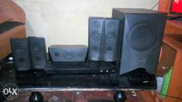 SONY DVD home theatre system =