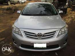 Extremely Clean Toyota Corolla 013, Registered
