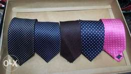 Dotted Ties