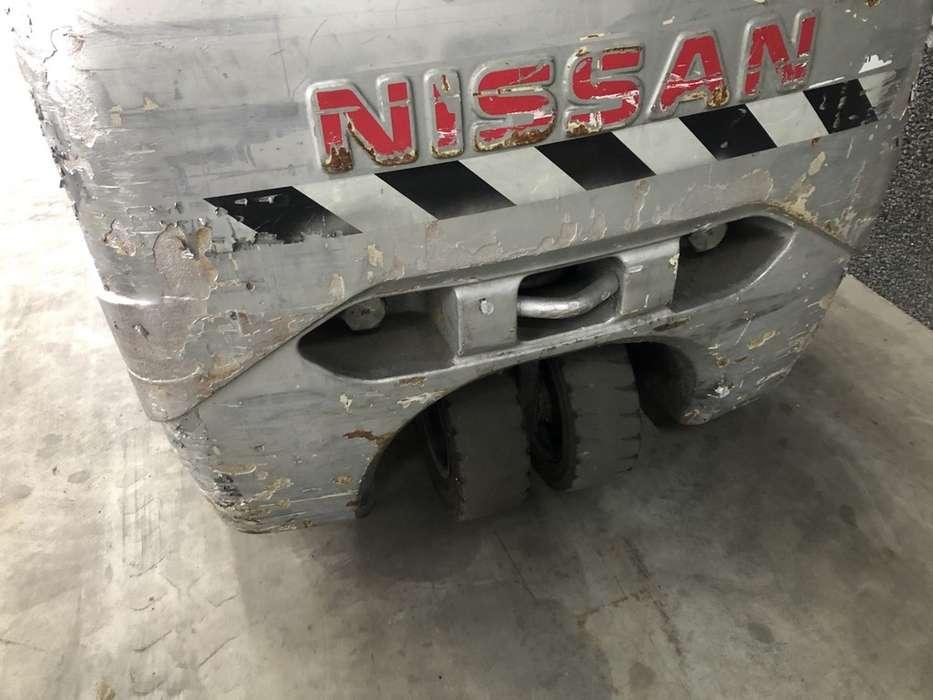 Heftruck NISSAN 1N1L150 duplo400 sideshift 4100uur 2009 - 2009 - image 10