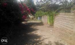 This is a residential 1/4 acre in Ongata Rongai.
