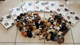 Dog Breed collection Toys