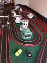Scalextric sport track and accesories