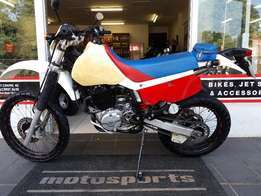 Honda XR 650 dual purpose