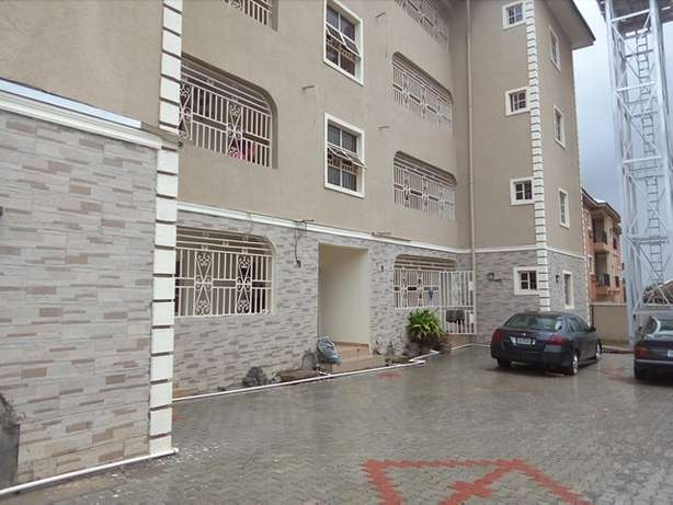 Newly POP finished and serviced 3bedroom flat to let at Utako off Arab Utako - image 8