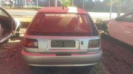 Toyota tazz stripping for spares