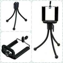 15cm portable, flexible camera stand, holder and graber