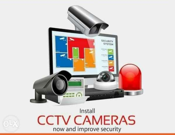 CCTV and sacurty system