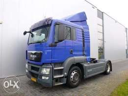 MAN Tgs18.320 4x2 Euro 4 - For Import
