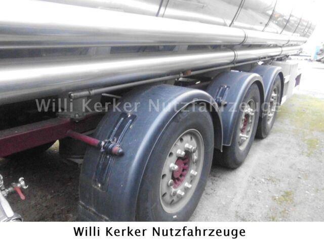 SCHRADER Tankauflieger 32 m³ V2A 7582 - 2005 - image 5