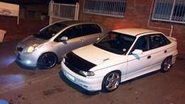 Opel Astra 200is -1997 - Big Luck
