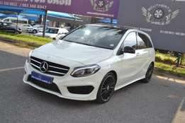 2015 Mercedes Benz B250 BE in good condition