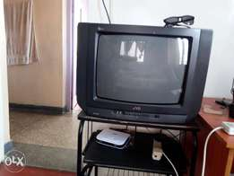 JVC and LG t.v for sale at a throw away price