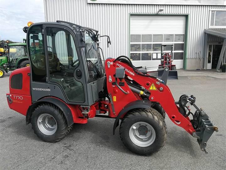 Weidemann 1770 Cx50 Hjullastare - 2012