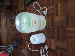 Pigeon Sterilier and bottle warmer for sale