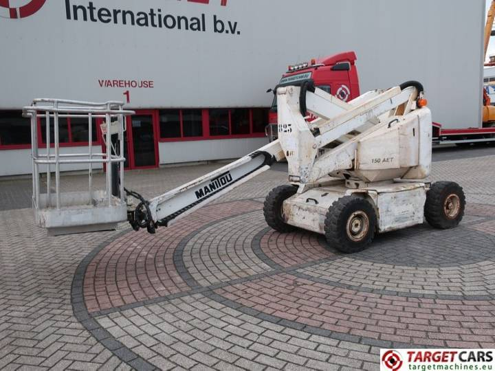 Manitou 150AET Electric Articulated Boom Lift 1500cm - 1997