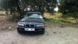 BMW 318i KAM manual transmission local