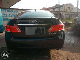 Clean tokunbo 2012 lexus es350 full option in superb condition. Great