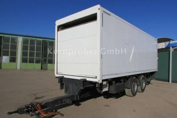 Rohr RZK/18IV - CARRIER Diesel/Strom - LBW - Nr.: 106 - 2003