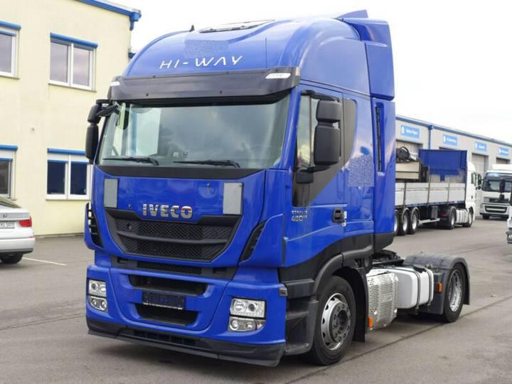 Iveco Stralis 480 Highway *Euro 6*Retarder*Kühlbox*460 - 2014