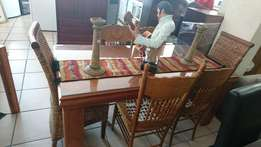Dining Room Set 6 piece