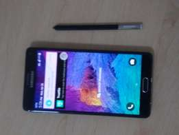 Clean Samsung Galaxy Note 4