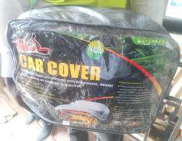 New Car Cover with Zipper.