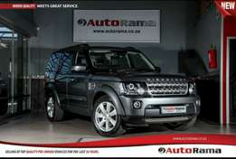 Land Rover Discovery Scv6 SE