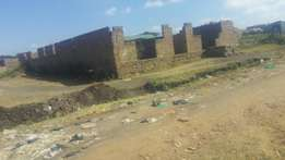 Makutano Junction Kyumbi plot 50x100ft Ks.2.6M