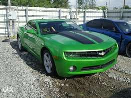 Clean Tokunbo 011/012 Chevrolet Camaro For Sale