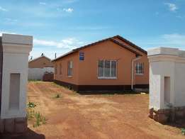 Two bedroom house in Protea Glen Ext 28 to rent, R3500