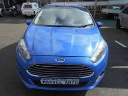 2013 Ford Fiesta 1.4 Ambionte For R130000