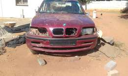 Bmw e46 engine gearbox chasis and interior is hundreds.. c