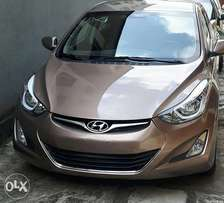 Barely Used HYUNDAI ELANTRA(2015)Bought Brand New, Only used for 3mths